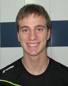 Julen Eseverri, jugador de Xota B