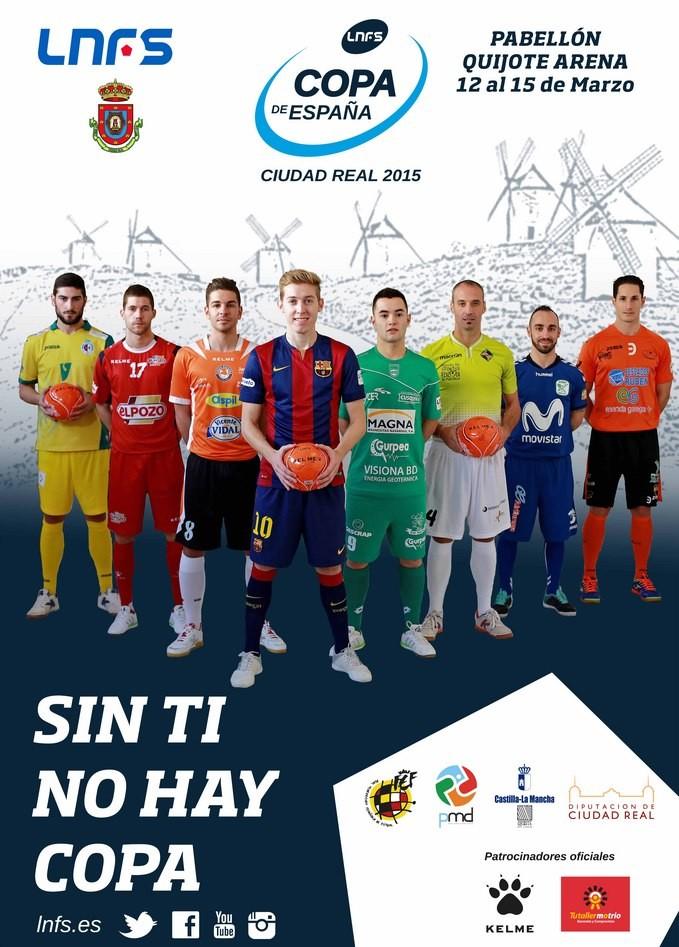 COPA DE ESPAÑA - CIUDAD REAL 2015