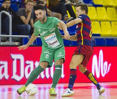 2015-10-13_FCB futsal vs Magna Navarra