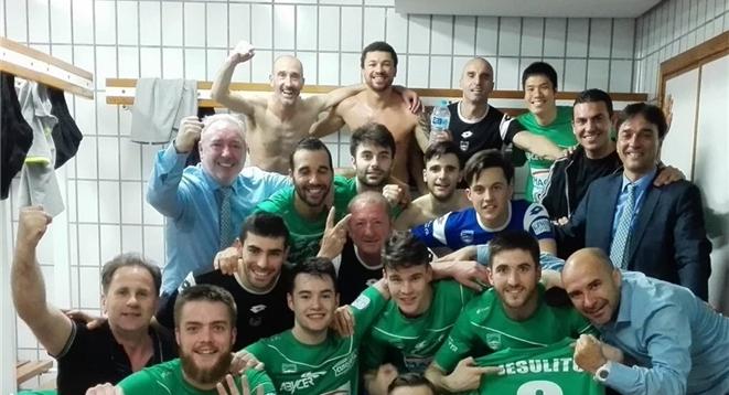 Pase a semifinales en Murcia
